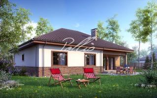 X1 Оптимальный дом с мансардным этажом фото 3