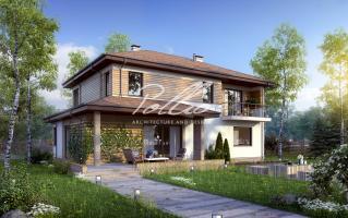 X4 Комфортный двухэтажный дом для современной семьи фото 3