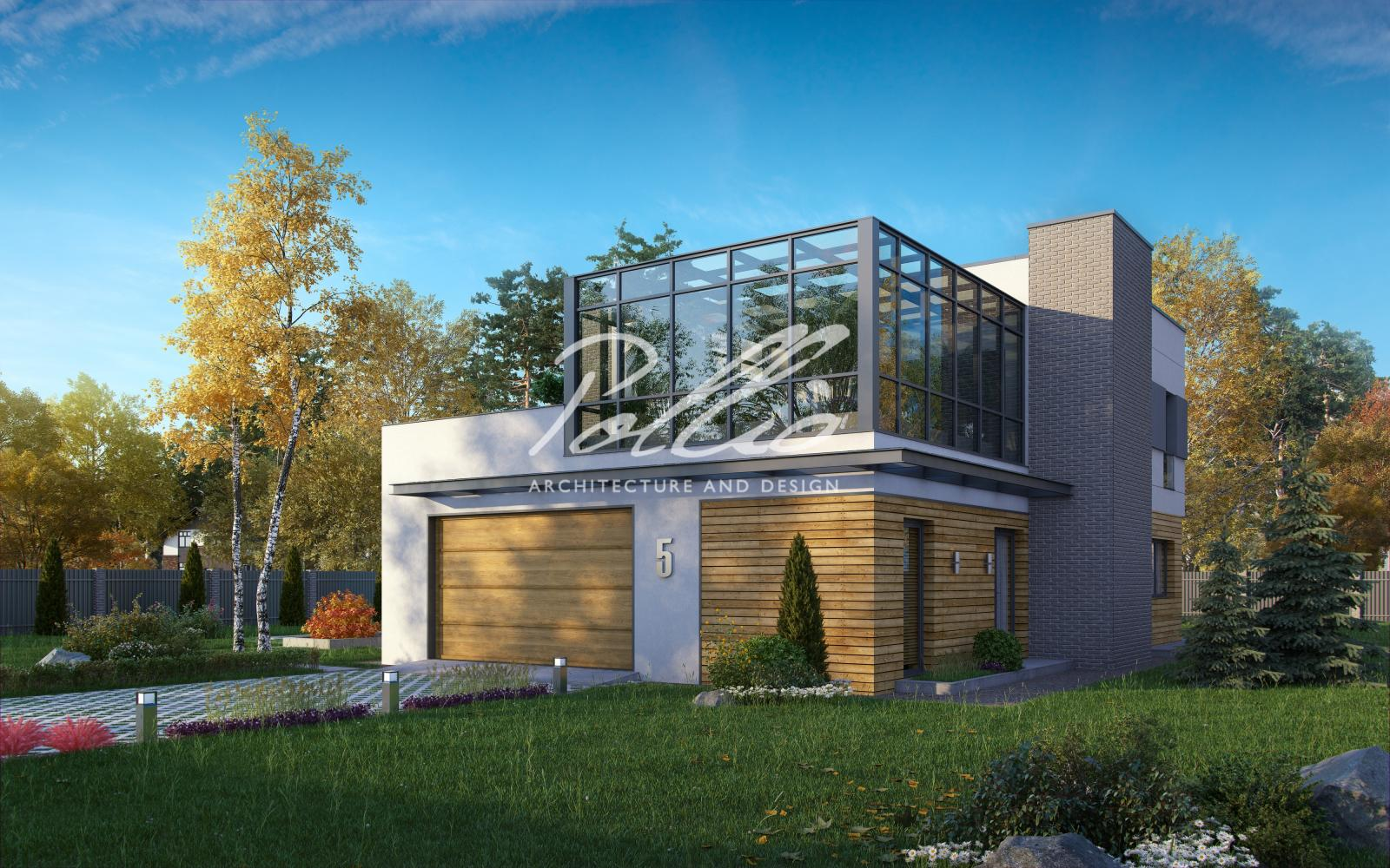 X5 Шикарный дом с зимним садом фото 2