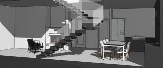 X18 Классический проект двухэтажного дома фото 5