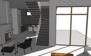 X18 Классический проект двухэтажного дома фото 6