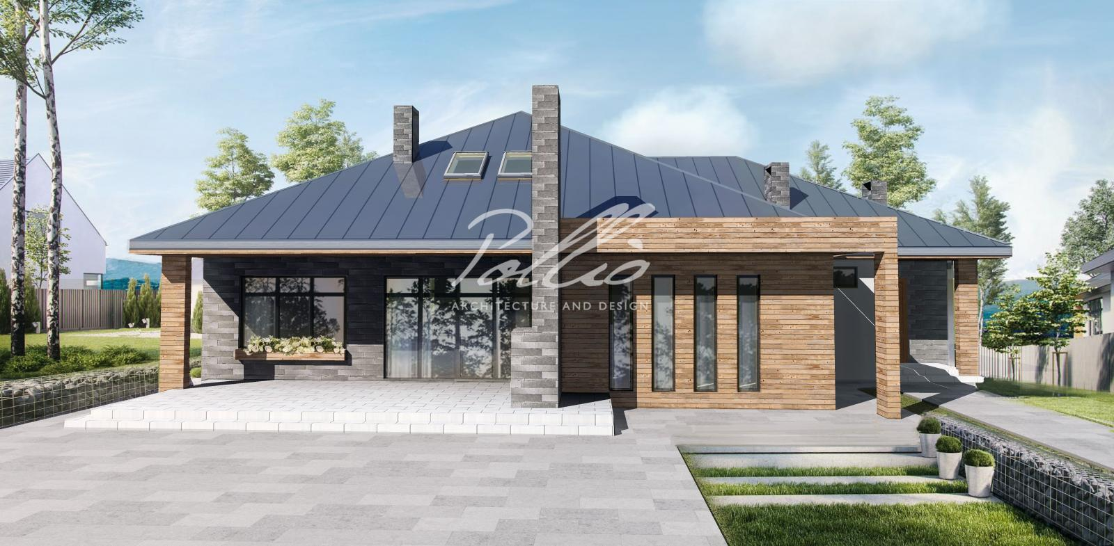 X12a Уменьшенный вариант лучшего одноэтажного дома фото 2