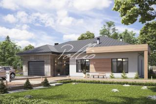 X12b Современный дом для большой семьи фото 1