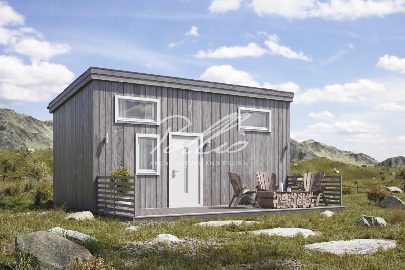 X26. Проект модульного дома