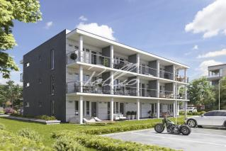 Xb3 Проект многоквартирного дома фото 1